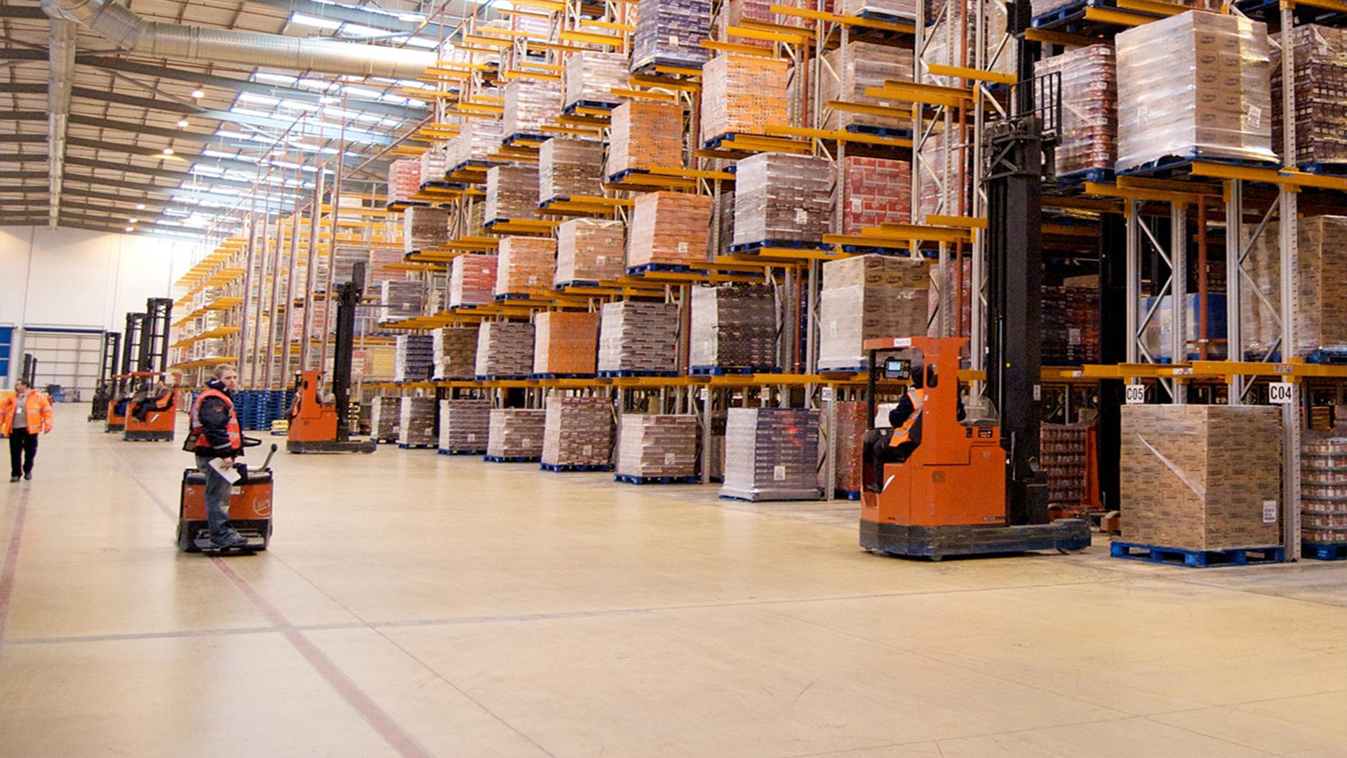 warehouse management Inventory / warehouse management news this section includes articles about how companies across many different industries are using rfid to improve their inventory.