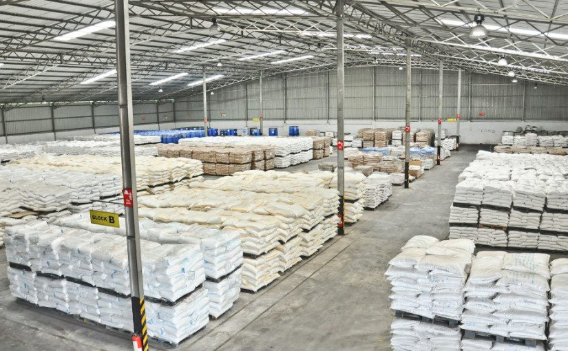 Dry Storage Warehouse Management Warehousing Logistics Sri Lanka