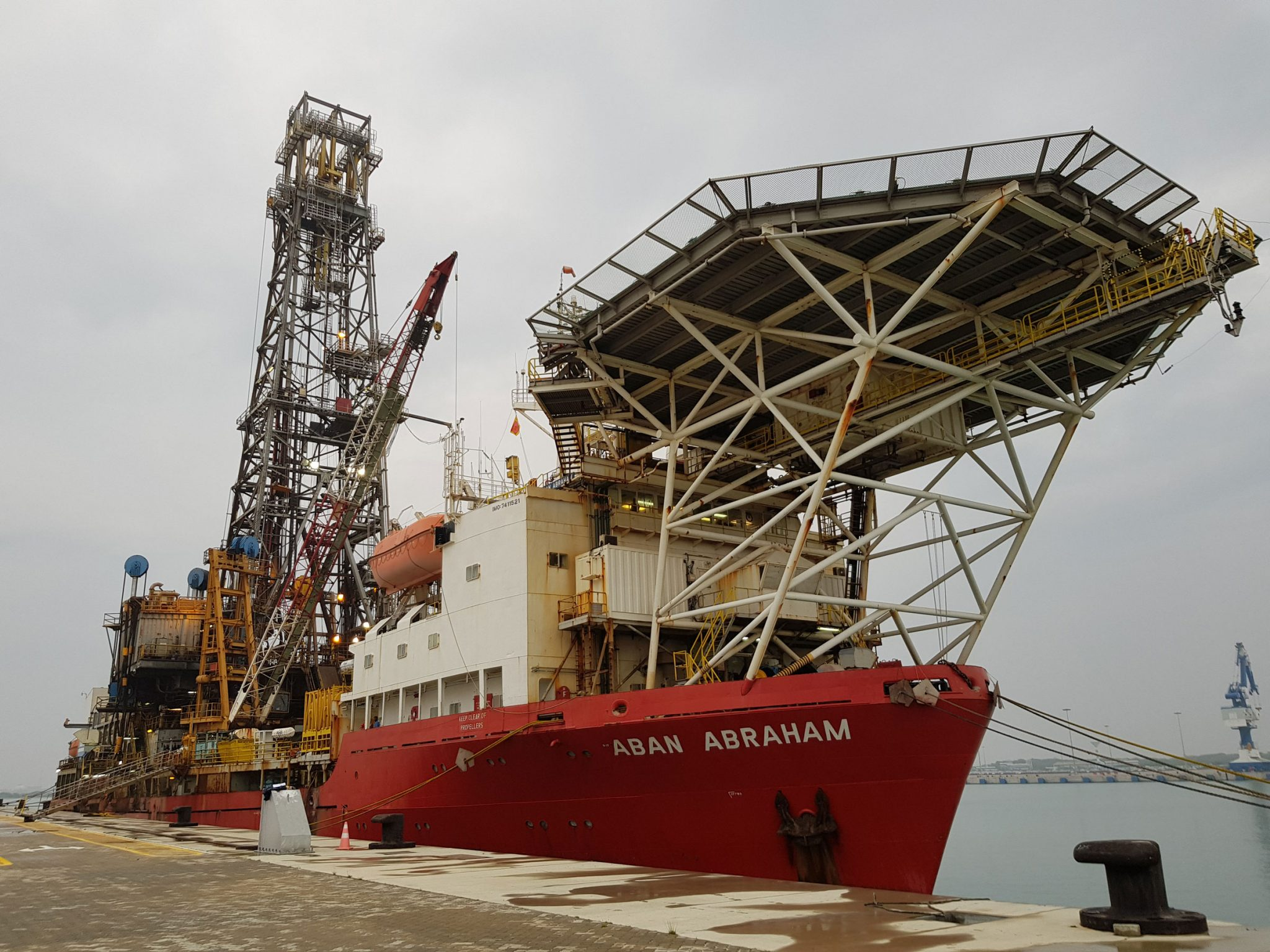 Hayleys Energy Services Commences Sri Lanka's First Oil